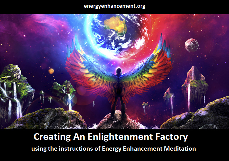 BROADCAST ARTICLES OF MEDITATION ENERGY ENHANCEMENT