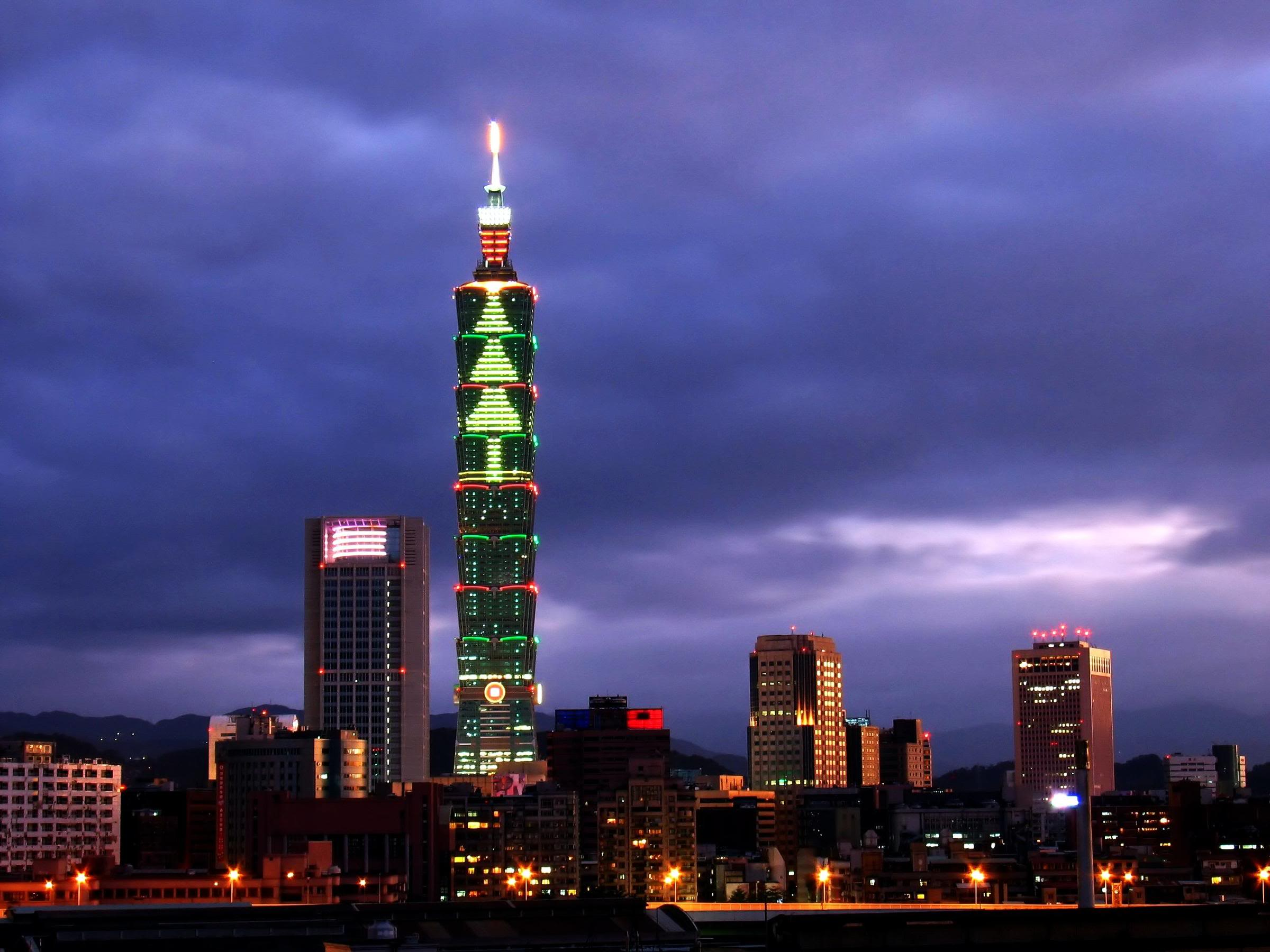 Designers Of Skyscrapers Today Routinely Evoke The Axis Mundi Symbolism  Inherent In Ancient Precedents Taipei 101 In Taiwan,pleted In 2004,