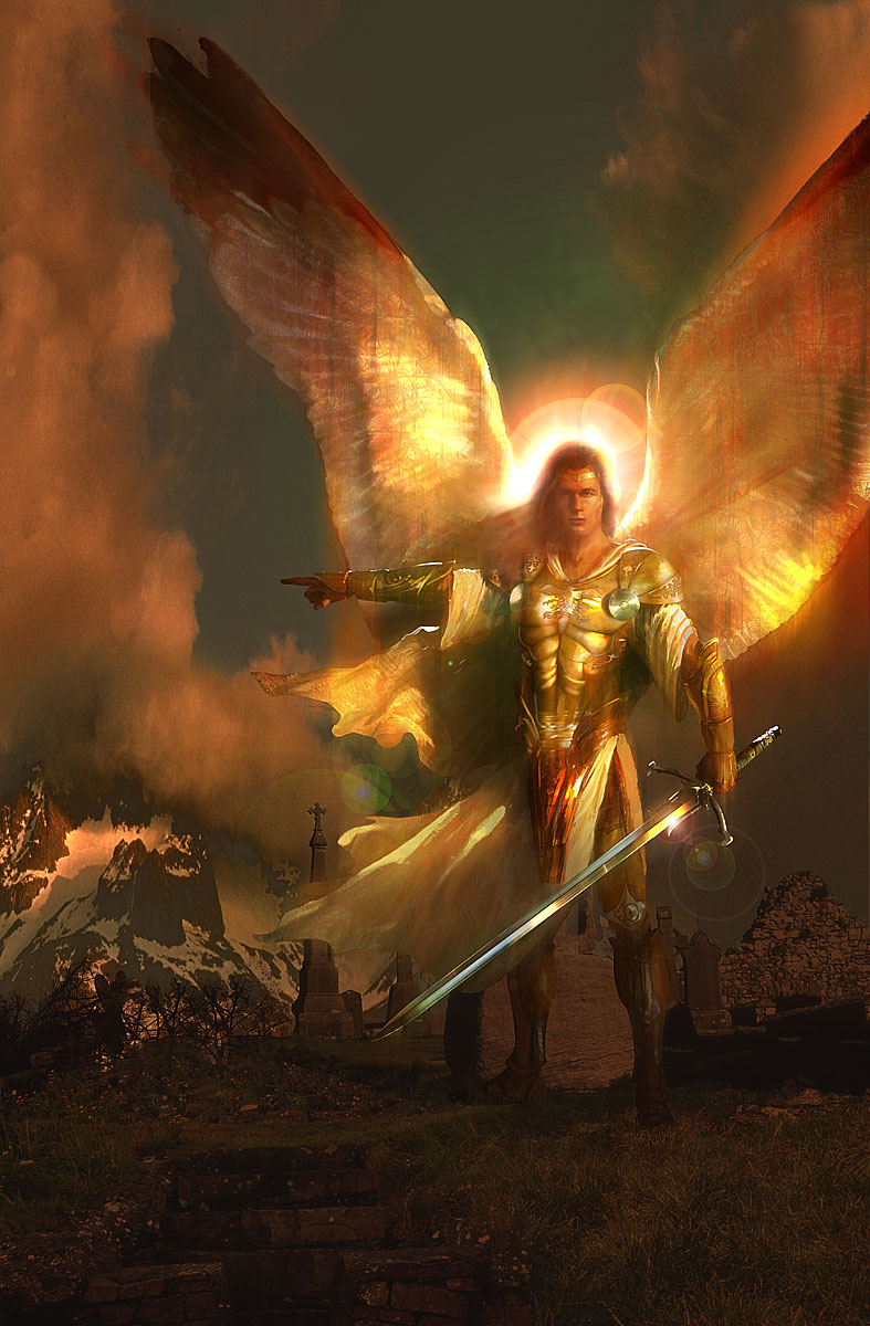 ANGEL PSYCHIC POWERS ARCHANGEL SAINT MICHAEL SHIVA NATARAJ ...