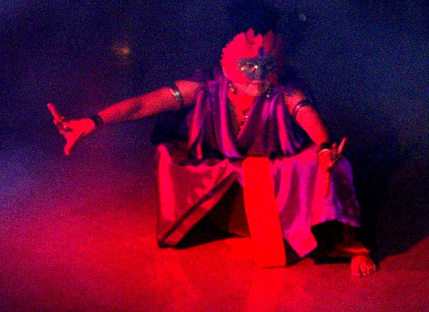 Devi Dhyani Sacred Dance - Masked Ball by Joscelyn Pook.
