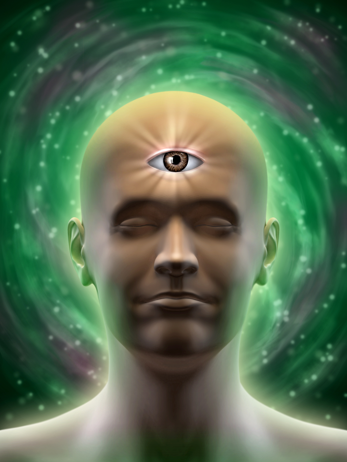 The KUNDALINI ELECTRIC SHOCK!! THE OPEN THIRD EYE POWERED BY THE ...