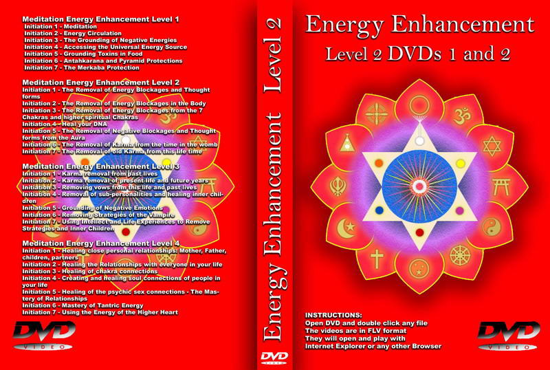 THE ENERGY ENHANCEMENT HOME STUDY COURSE