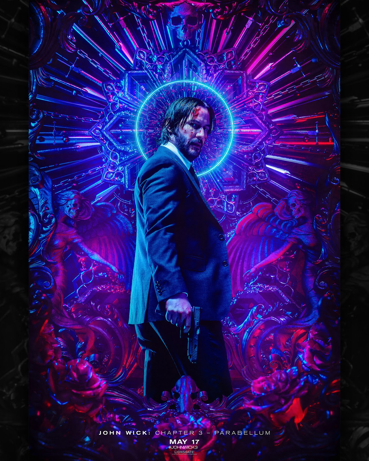 John Wick Chapter 2 The Spiritual Warrior Esoteric Movie