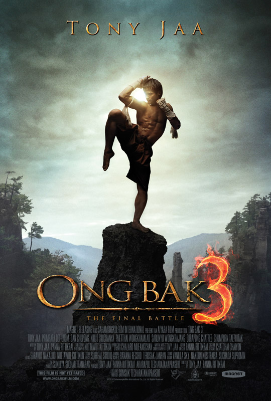 Ong Bak 2 And 3 By Director Tony Jaa The Movie Review By Satchidanand