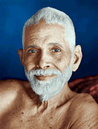 RAMANA MAHARSHI, Meditation and Psychic Powers: Shaktipat ...