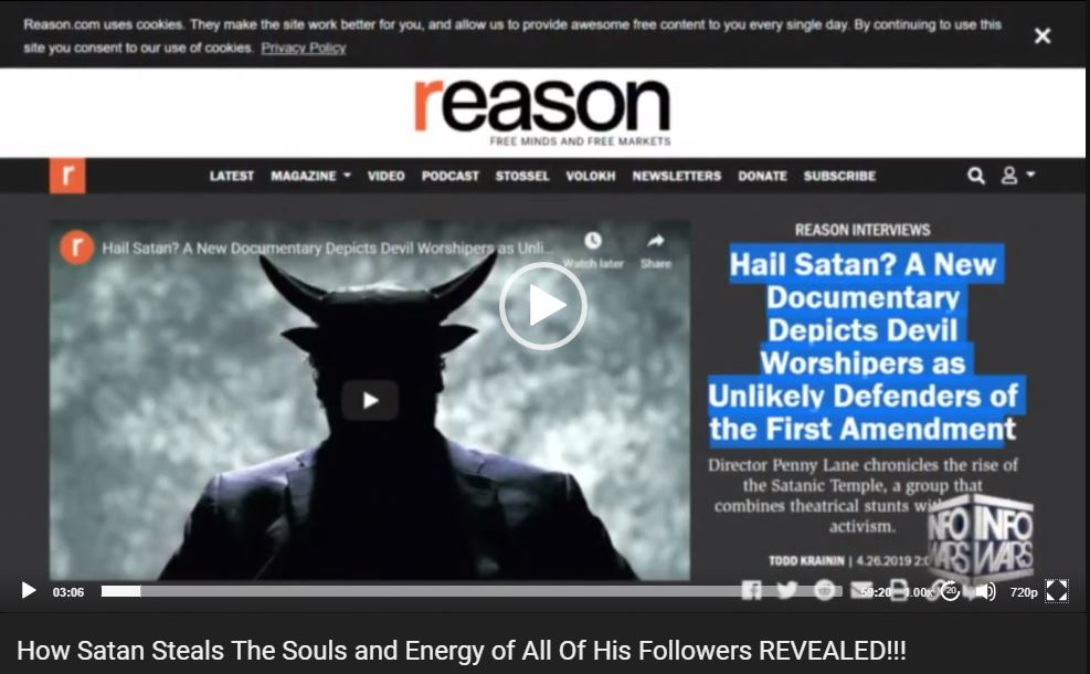 TANTRA, SODOMY AND HOMOSEXUALITY IN SATANIC RITUAL