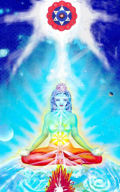 Kundalini Chakra and EE INITIATION 3 - The Grounding of the Negative