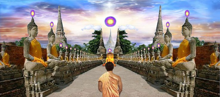 "energy buddhist singles The buddhist principle of ""three thousand realms in a single moment of life"" forms a philosophical life's inherent or potential energy this gives."