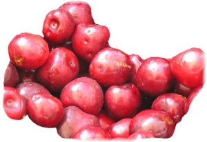 Cherries - nutritional information