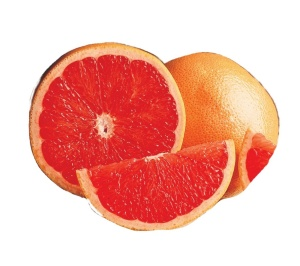 grapefruit - nutritional information