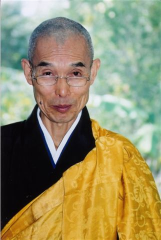 Roshi Hogen Daido Yamahata