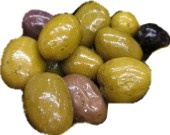 Olives - nutritional information