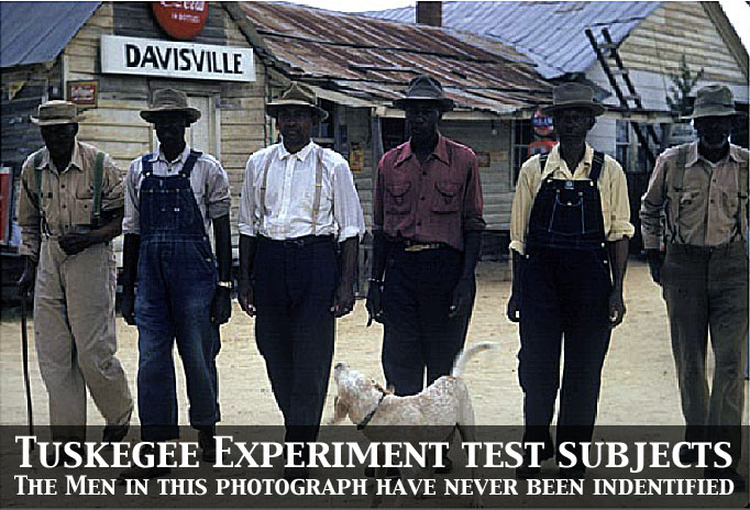 Tuskegee syphilis experiment